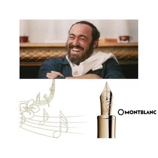 Pluma Luciano Pavarotti...