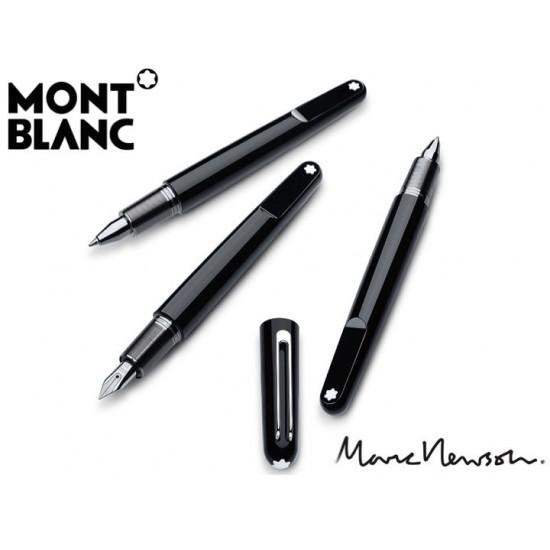 Pluma Montblanc M Marc Newson