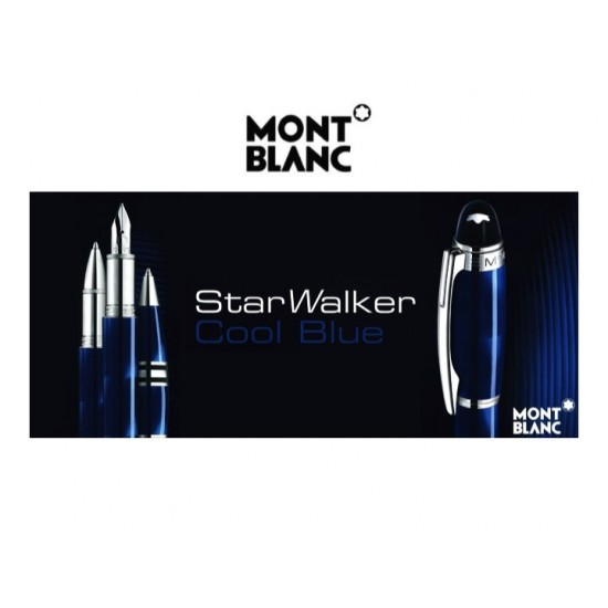 Pluma Montblanc Starwalker...