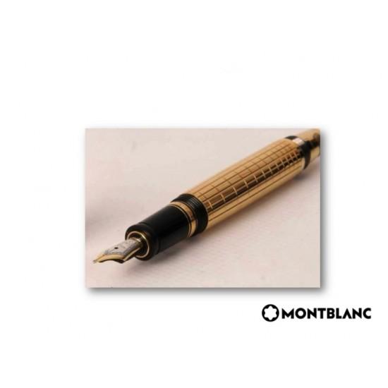 Pluma Montblanc Bohéme Oro...